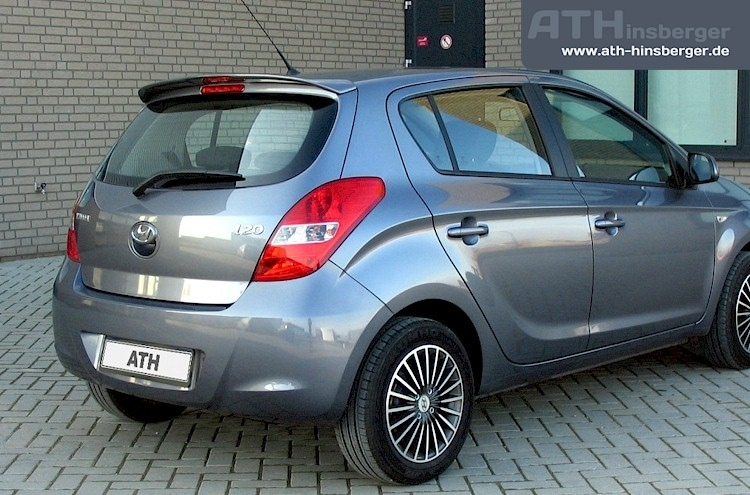 Hyundai I20 Seitenschweller Set Photo 4 Pictures to pin on