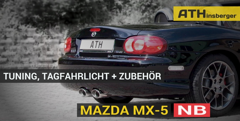 mazda mx 5 nb tuning zubeh r tagfahrlicht t v. Black Bedroom Furniture Sets. Home Design Ideas