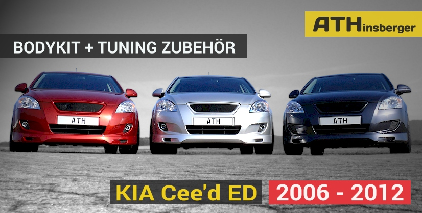 kia ceed ed tuning zubeh r tagfahrlicht t v. Black Bedroom Furniture Sets. Home Design Ideas