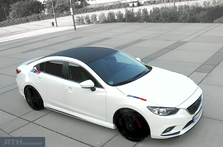 tuning bodykit mazda 6 gj gh spoiler. Black Bedroom Furniture Sets. Home Design Ideas