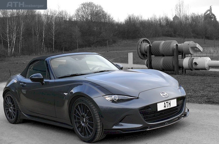 frontspoiler flaps mazda mx 5 nd ath mx5 tuning. Black Bedroom Furniture Sets. Home Design Ideas