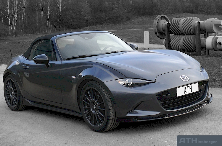 mazda mx 5 nd frontspoiler t v tuning von ath. Black Bedroom Furniture Sets. Home Design Ideas